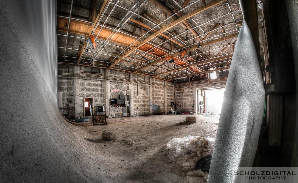 Urbex - Lost Place - verlassenes Filmstudio - little Hollywood