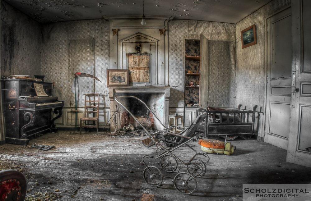 Maison de la Faucheuse- Urbex France - Lost Place