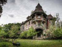 Manoir Colimacon Urbex France Urbex frankreich Lost Place verlassenes Chateau in Frankreich