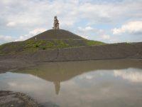 Himmelstreppe auf der Halde Rheinelbe