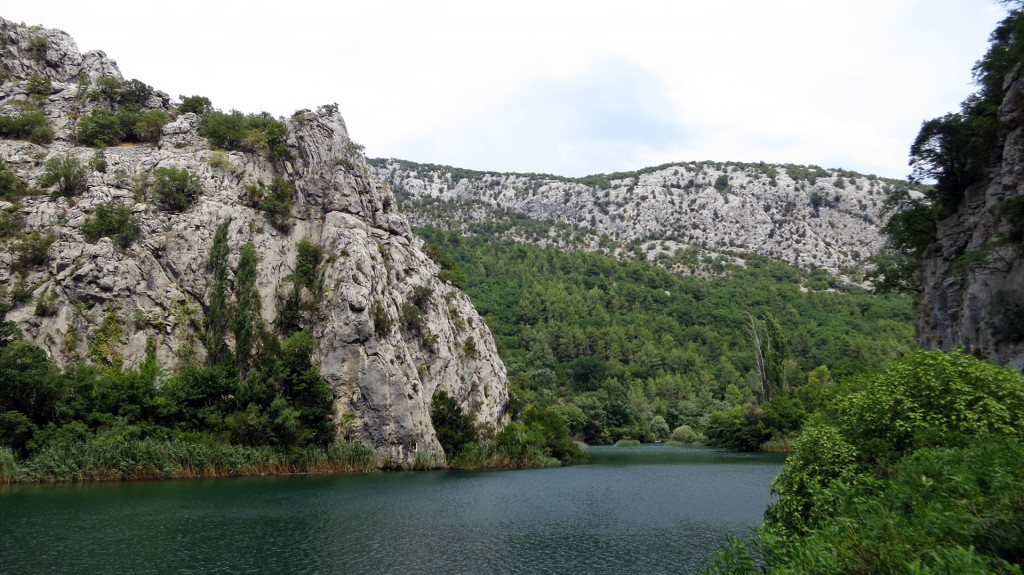 Cetina in Omis