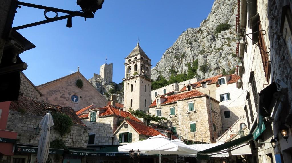 Omis_Kroatien