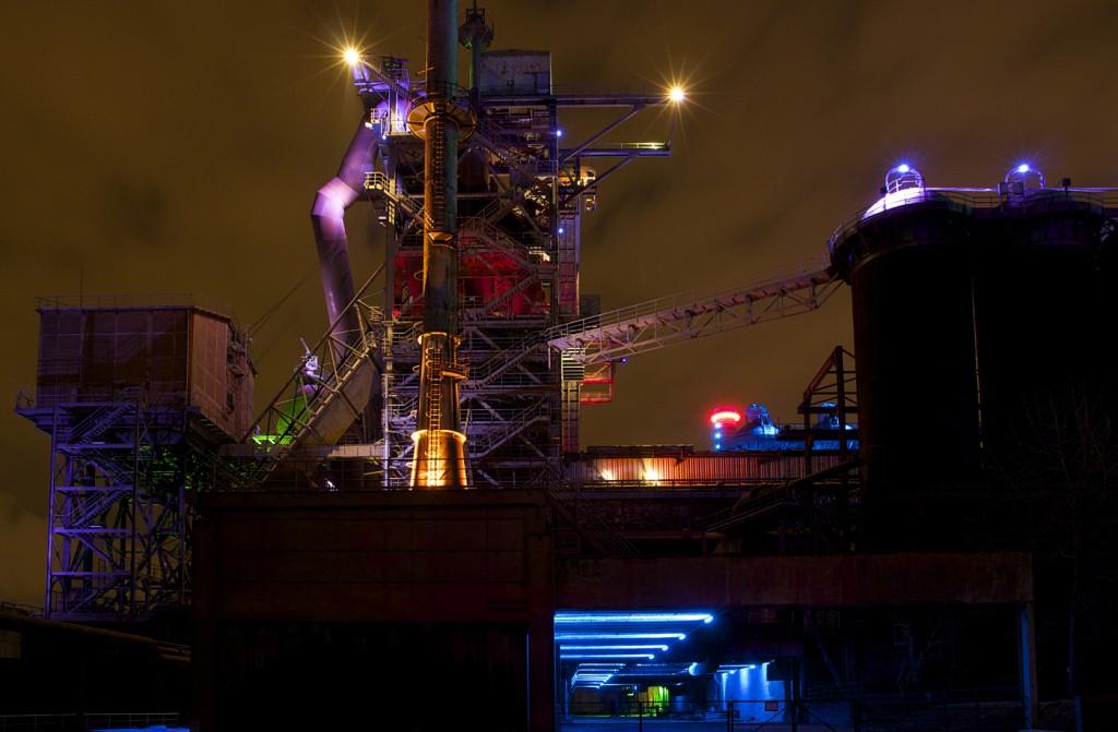 LaPaDu - Industriekultur Ruhrgebiet