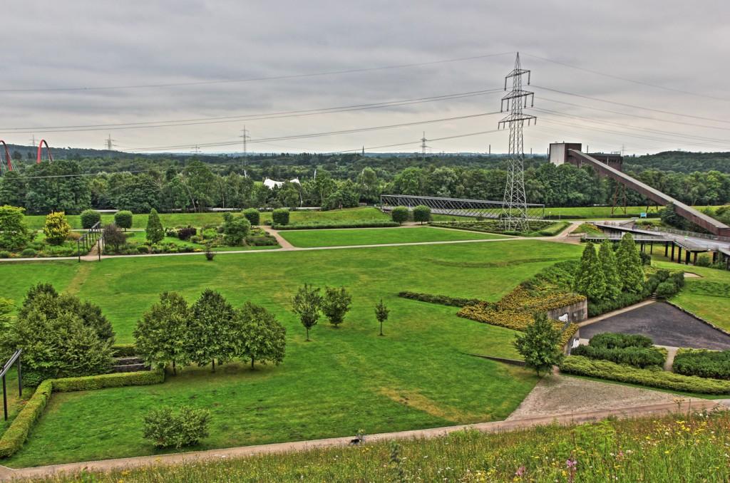 HDR Aufnahme - Nordsternpark Gelsenkirchen