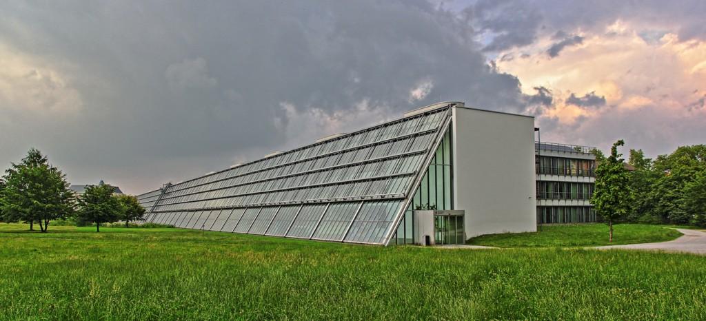 HDR Aufnahme des Wissenschaftspark in Gelsenkirchen