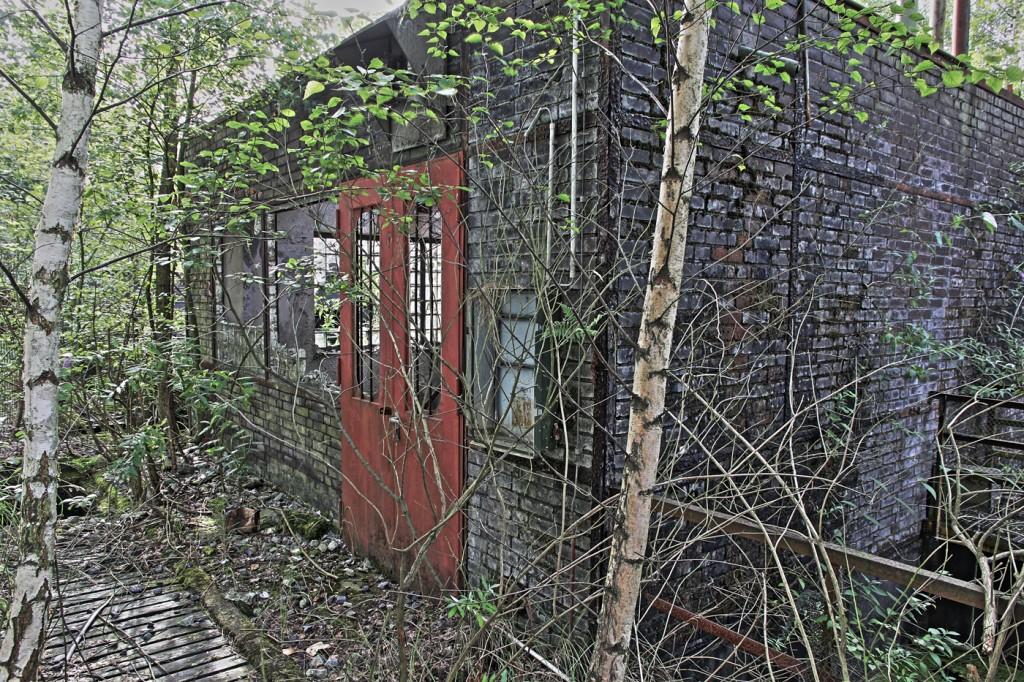 Lost Place - ein verlassenes Gebäude