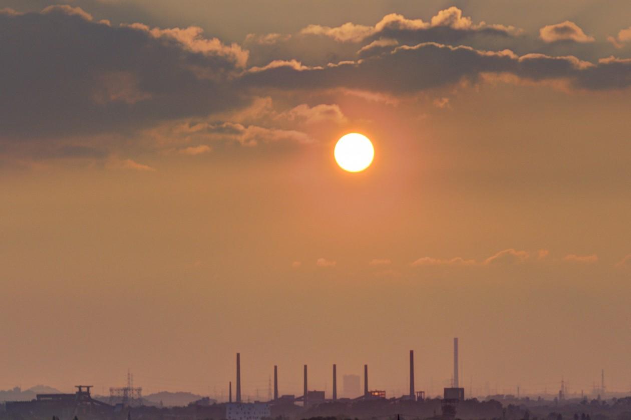 HDR Aufnahmen vom Ruhrgebiet
