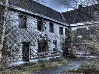 HDR Lost Place Altersheim