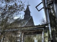 HDR Abandoned Kirche