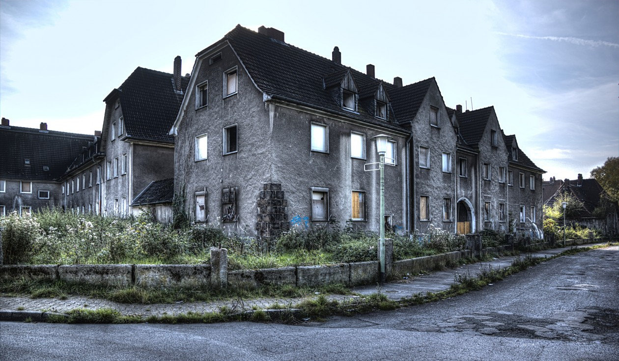verlassene Orte - Ruhrgebiet Urbex
