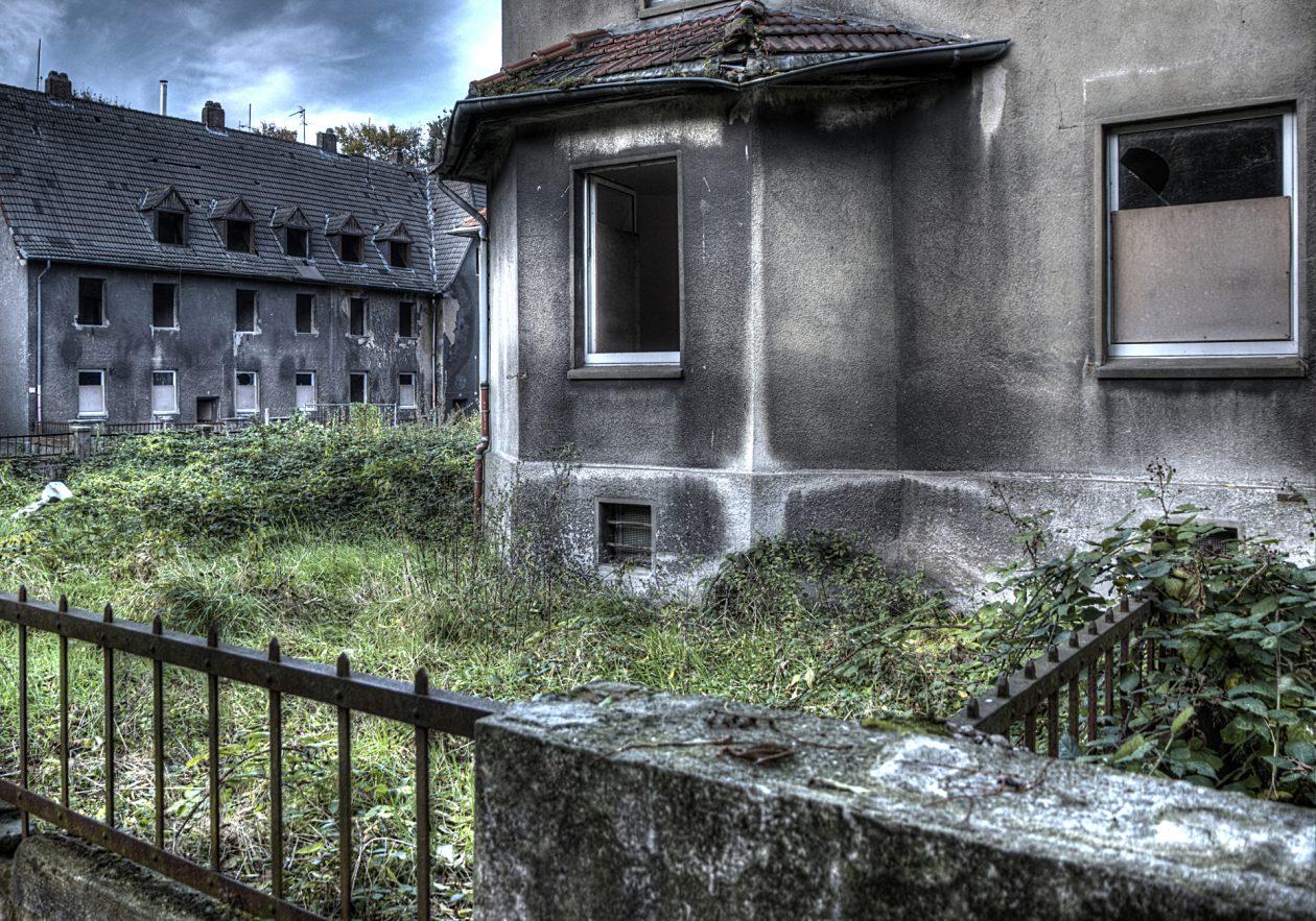Verlassenes Haus in NRW
