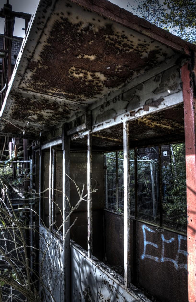 HDR Aufnahmen Lost Places