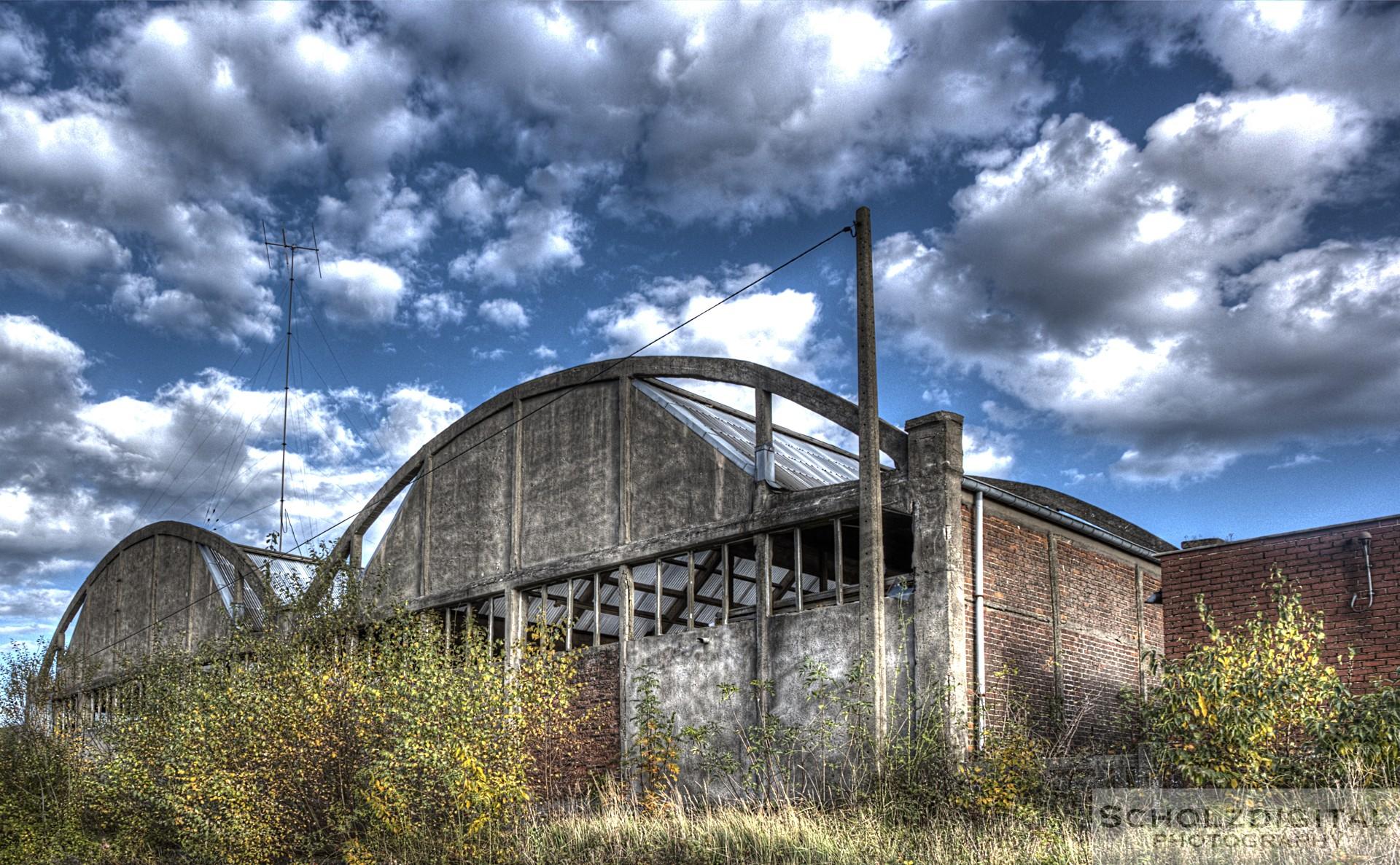 Abandoned Station