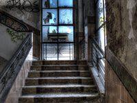 HDR Decay Urban Hospital