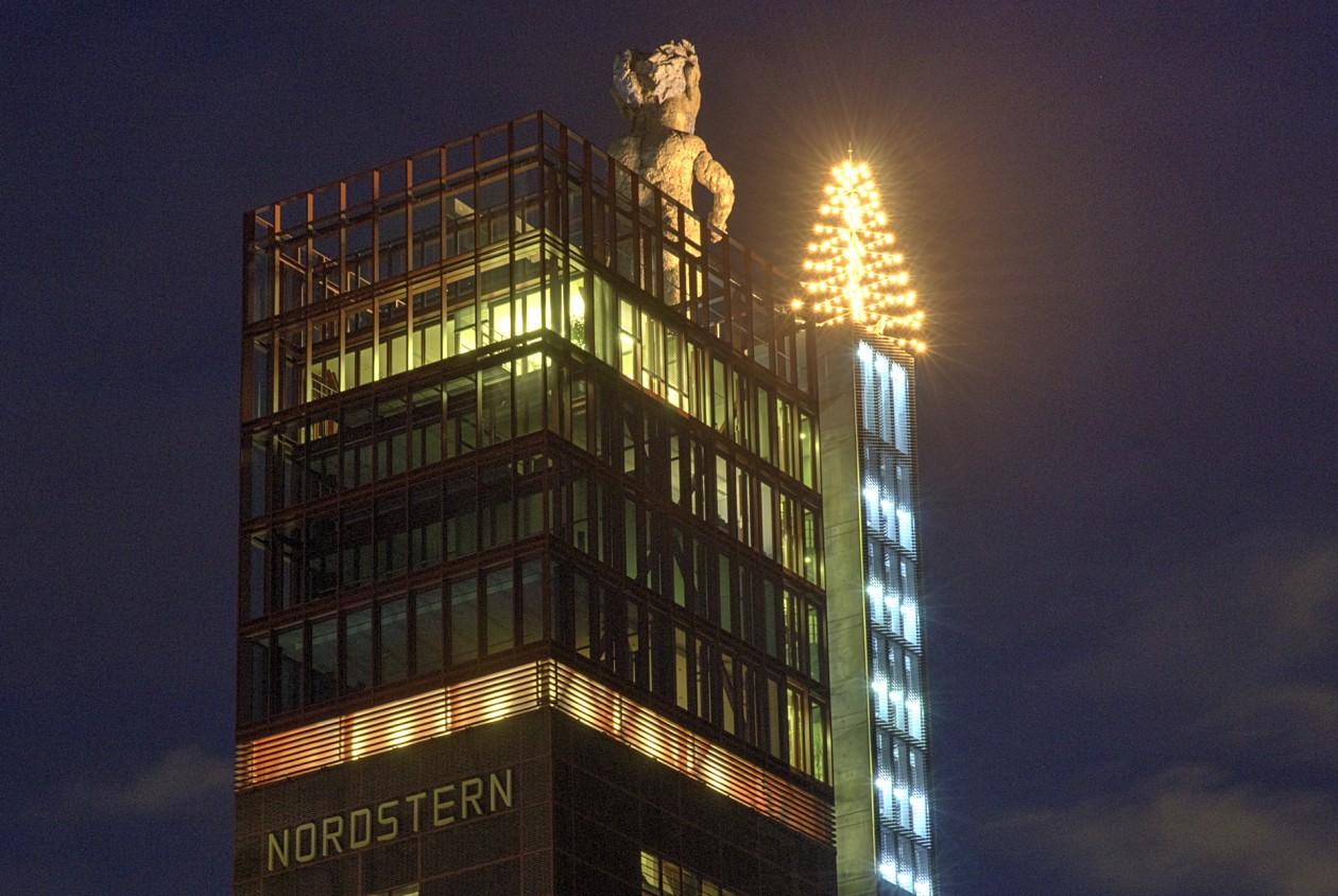 HDR Aufnahme Zeche Nordstern
