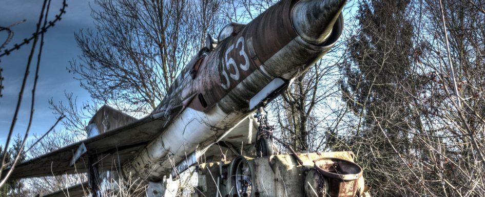 Urban Decay - verlassene Orte