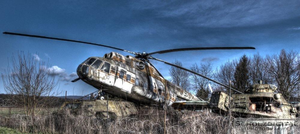 MIL-MI-8 Hubschrauber