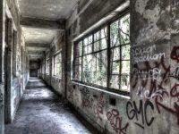 Verlassene Kaserne - Lost Place