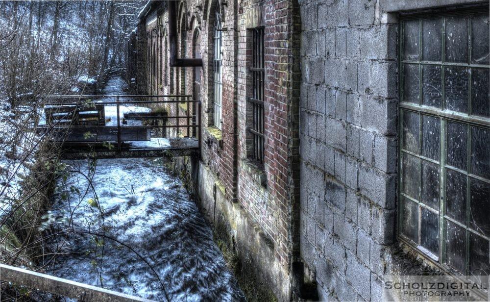 Urban Explorer / Urban Exploration Lost Place NRW