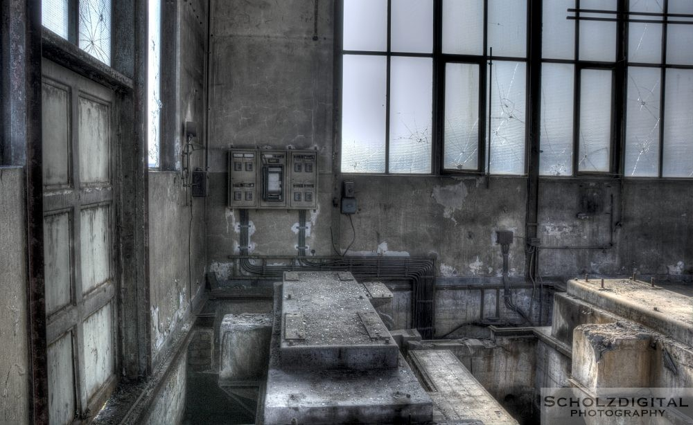 Urbex - decay - Lost Place