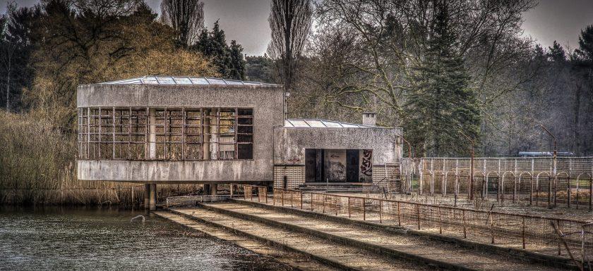 Bloso Hofstade - Lost Place