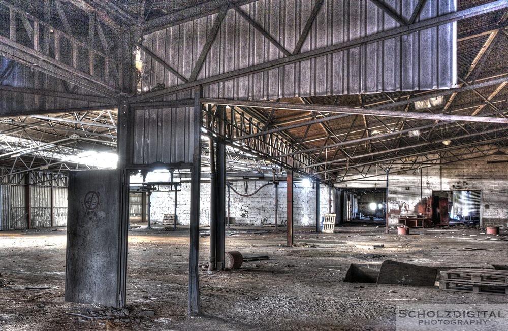 Lost Place Kesselfabrik
