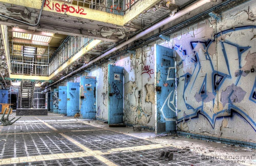 Prison H15 Urbex Lost Place