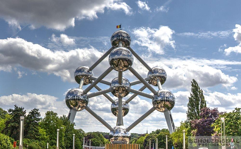 Atomium in Brüssel