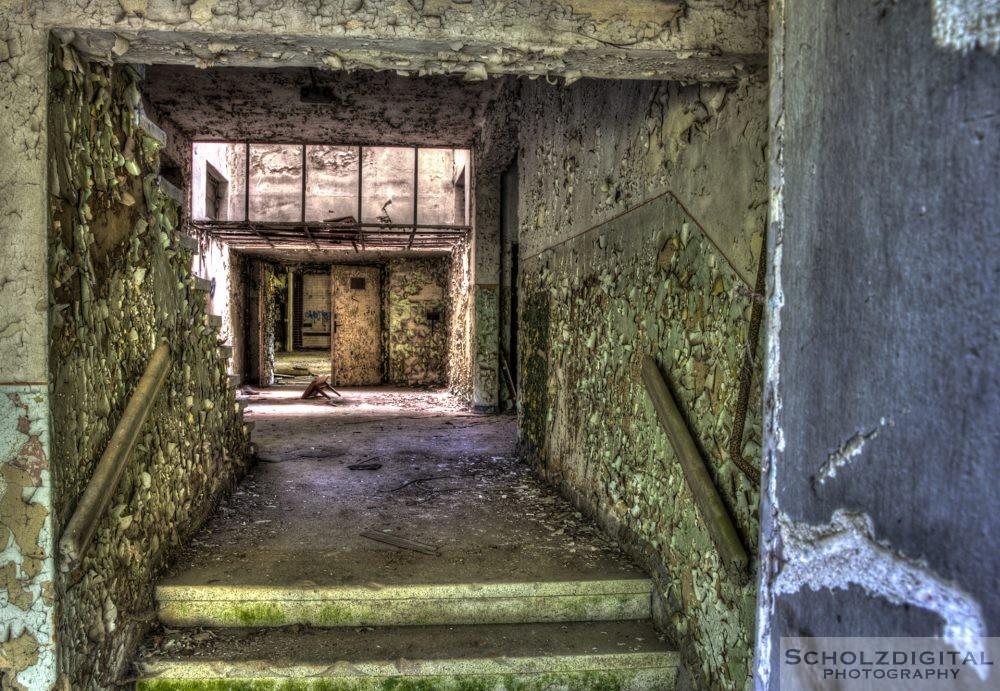 Lost Place - verlassene Bäckerei
