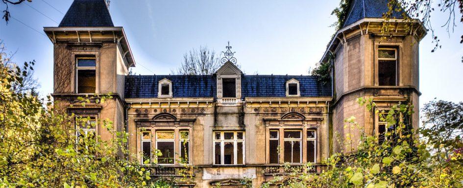 Chateau d'Ah - Belgien