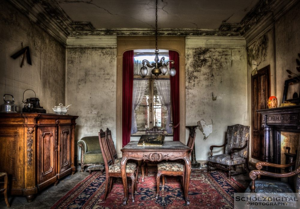 URBEX Villa - Mansion of the bride
