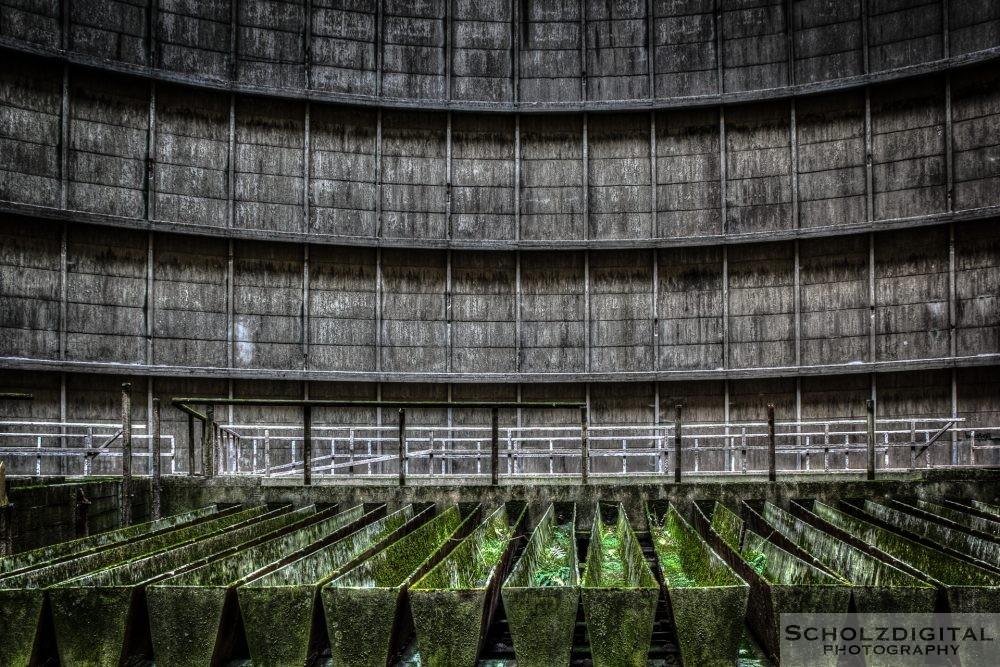 Lost Place Power Plant Belgium