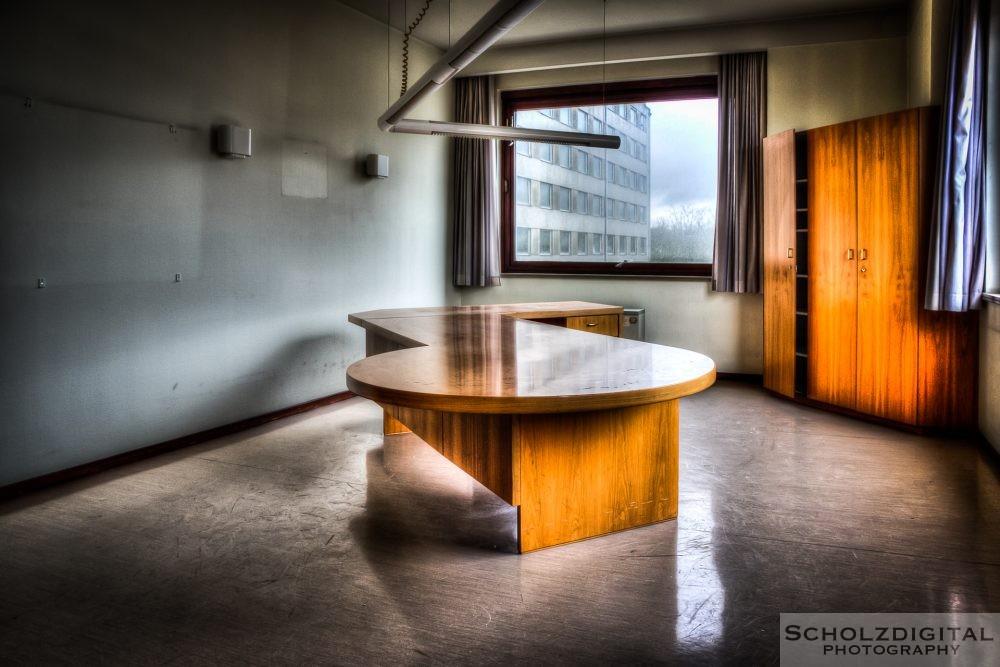 Sick Hospital - verlassenes Krankenhaus