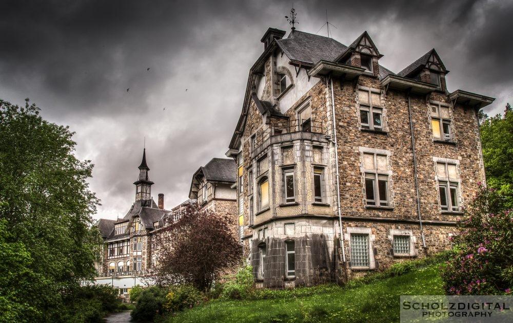 "Lungenheilstätte ""Sanatorium du Basil"""