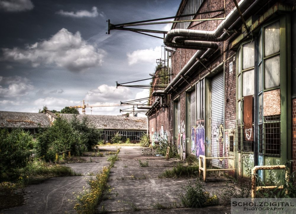 Lost Place in NRW