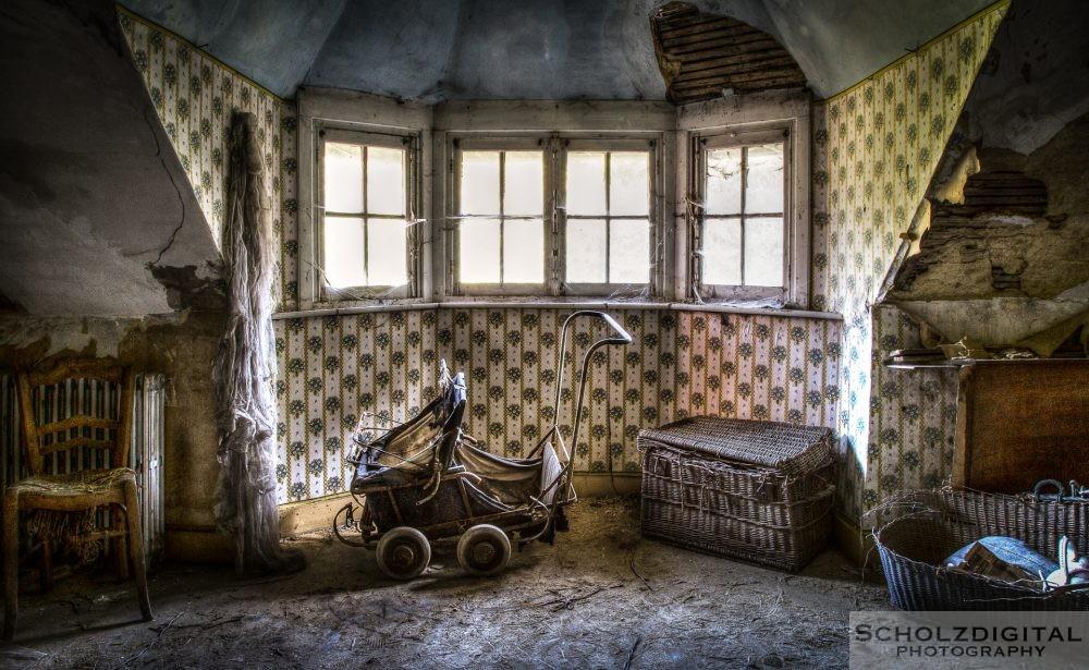 Maison de Viron Urbex