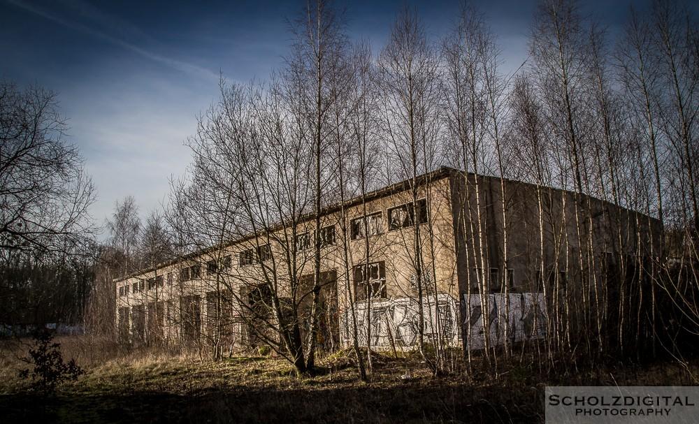 The Camp - Lost Place - verlassene Orte