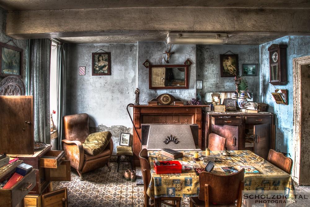 Ferme Garou Garou -Lost Place Urbex