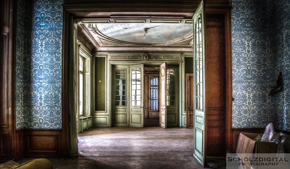 Chateau Lumiere Urbex
