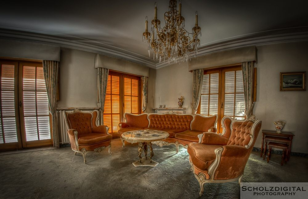 Maison Madonna Urbex Lost Place