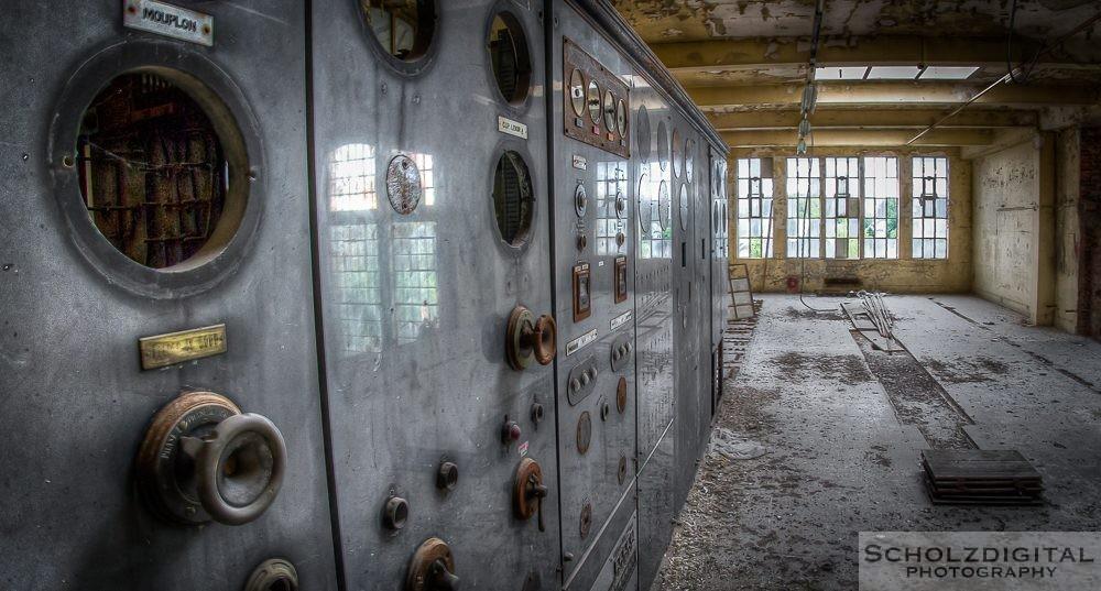 Steampunk Commander - verlassenes Kraftwerk
