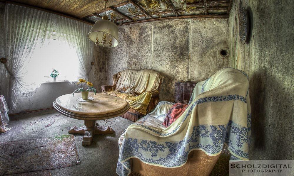 Lost Place verlassenes Hause