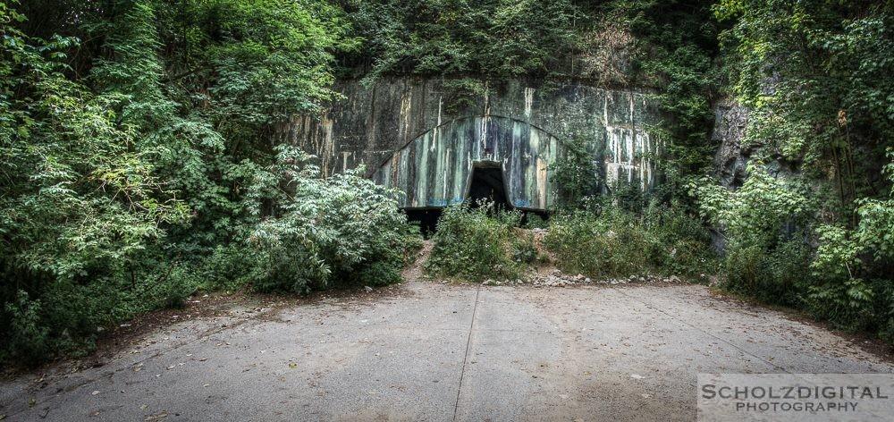 abandoned airbase Zeljava