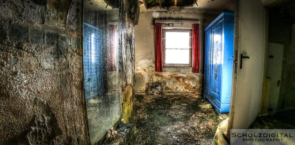 Budget Hotel - Schimmel Hotel Urbex Lost Place