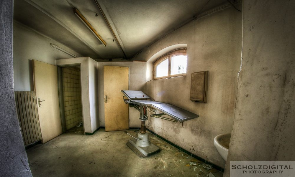 Empress Hospital - Klinik - Lost Place - Urbex