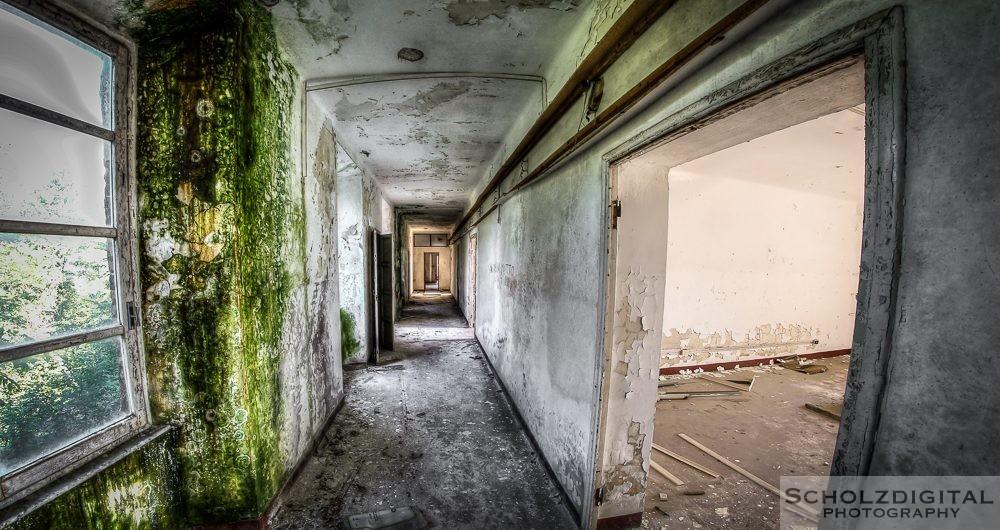 Sanatorio di Arliano - urbex - Lost Place urban exploration