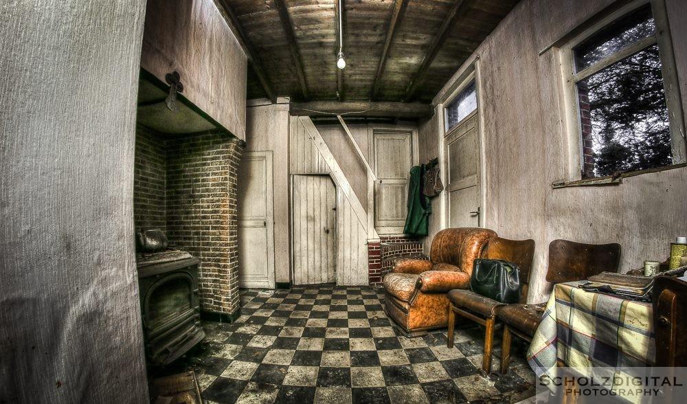 Huisje Goed Geloof - Lost Place Belgien