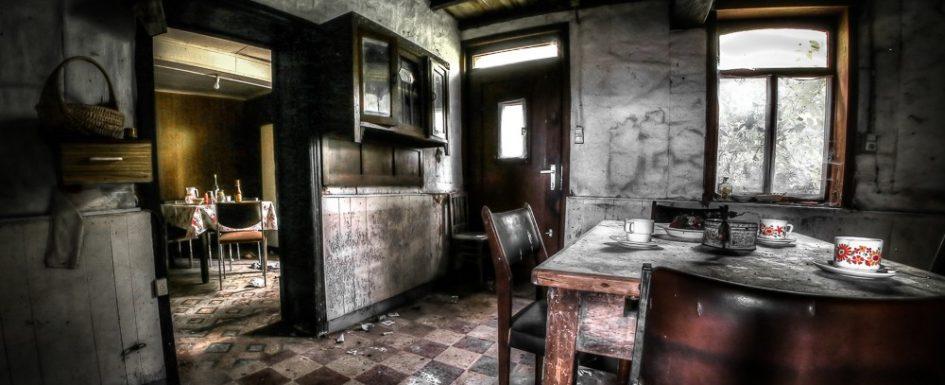 Maison Bij Fien - Belgien Urbex