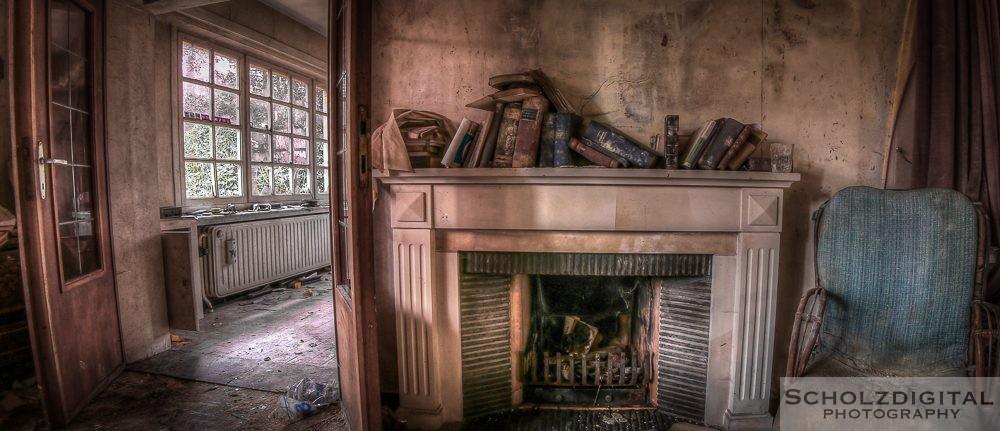Maison Alexa - Lost Place Belgien - Urbex