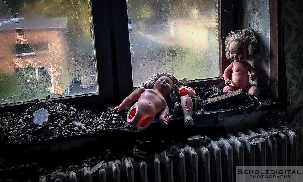 School of decay - verlassene Schule
